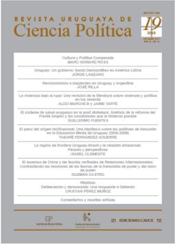 Tapa Vol. 19, no. 1